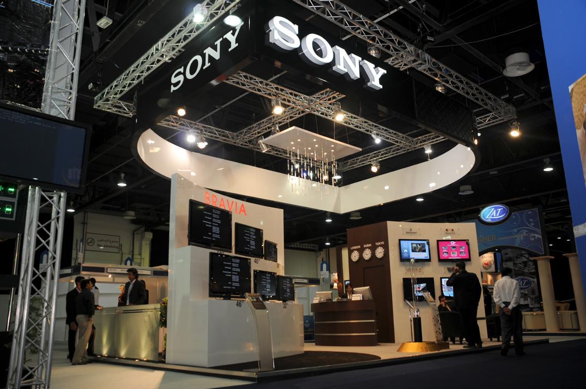 Sony@ Hotel show