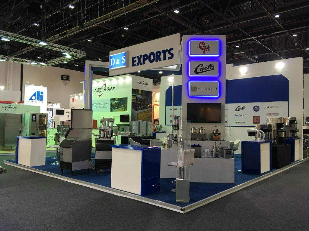 D&S@Gulfood Show