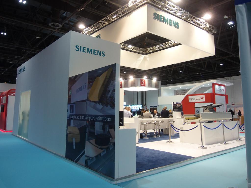 Siemens @ Airport Show