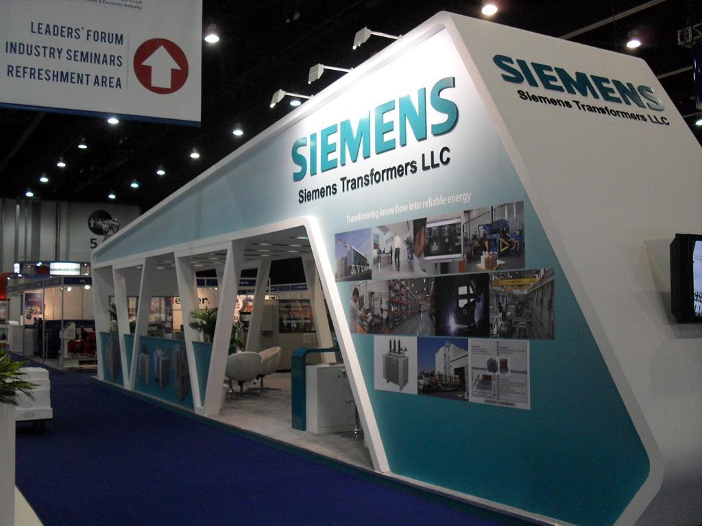 Siemens@Powergen AD Show